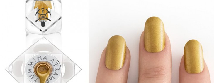 Pure Gold Nail Lacquer – A Midas Touch For The Nails