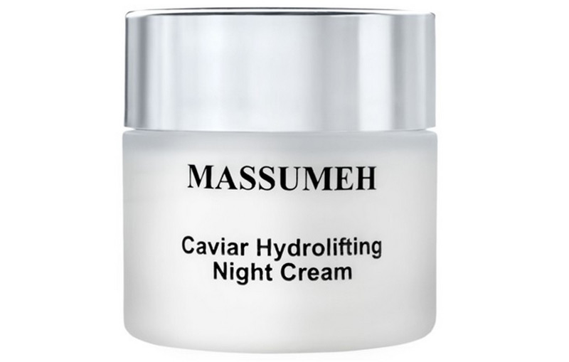 The secret behind Penelope Cruz's dazzling beauty is the Massumeh Caviar Hydrolifting Night cream