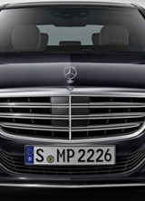 Mercedes S600 Officially Unveiled