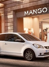 Mii City Car by Mango and Seat