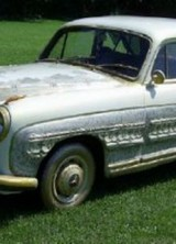 Gold-Plated Mercedes That Belonged To Muhammad Ali At Auction