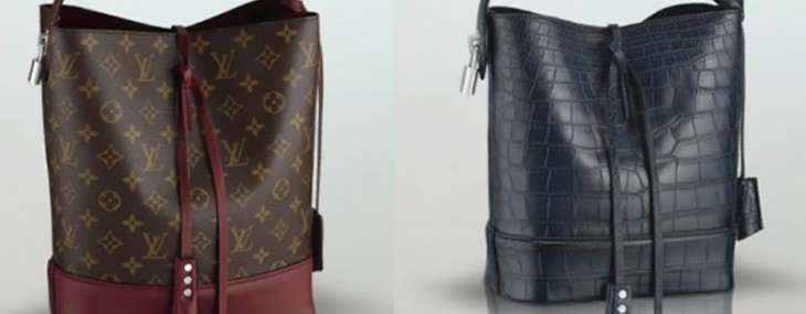Louis Vuitton Limited Edition NN 14 Noe Bag