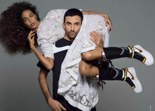 Riccardo Tisci For Nike Unveiled