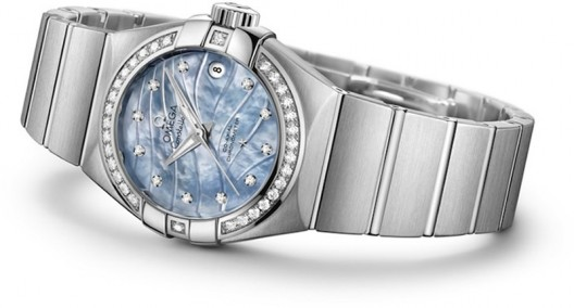 "Omega unveils its Speedmaster Mark II and Constellation ""Pluma"" set to launch at BaselWorld 2014"