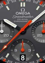 "Pre – Basel 2014: OMEGA Speedmaster Mark II And Constellation ""Pluma"""