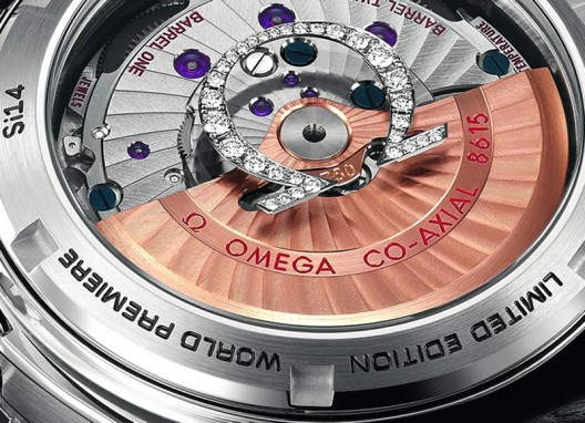 A studded world premiere for Omega Seamaster Planet Ocean Platinum