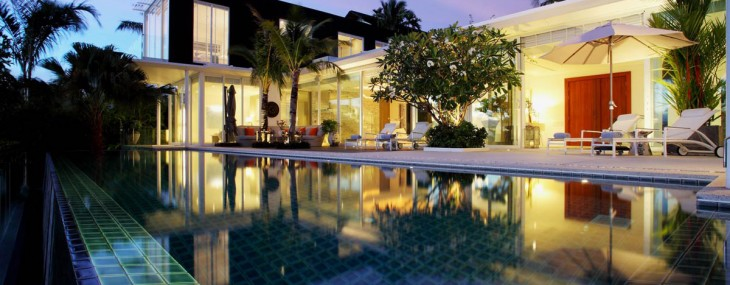 A stunning panoramic villa that makes a design statement in Phuket