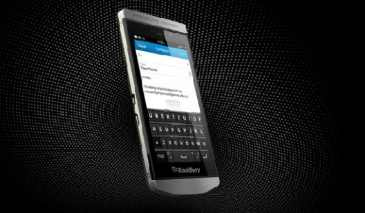 Porsche Design P'9982 Smartphone from BlackBerry