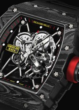 RM 35-01- Richard Mille's Latest Timepiece for Rafael Nadal