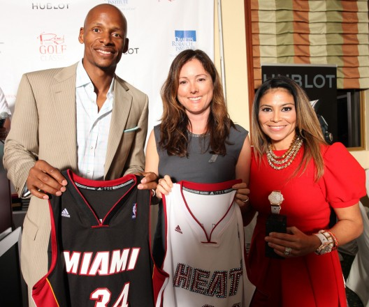 Ray Allen Hublot Watches Raise $500,000 for Diabetes Research