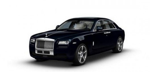 Rolls-Royce will present restyled Ghost most likely in March at the Geneva show