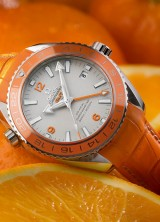 Orange is Omega's New Favorite Color – Seamaster Planet Ocean Orange Ceramic