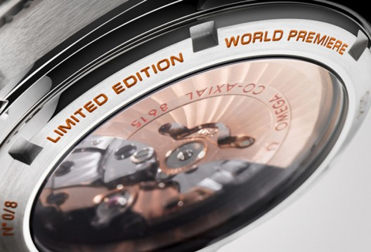 One of the brightest Omega ever, the limited edition Seamaster Planet Ocean Orange Ceramic