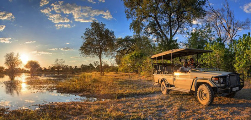 Navigate Your Own Safari on Orient-Express' Self-Drive Adventure
