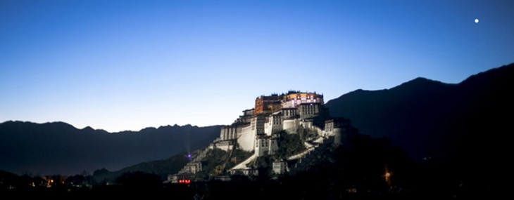 Shangri-La Hotel, Lhasa, Tibet set to open its doors this April