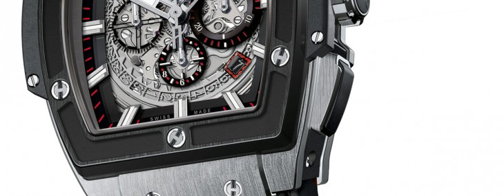 "Hublot's New Tonneau-Shaped ""Spirit of Big Bang"""