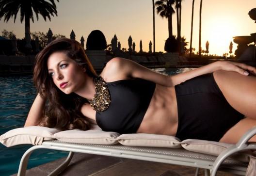 The St. Regis Monarch Beach Unveils A $2600 Designer Swimsuit