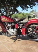 Steve Mcqueen's Motorcycles Customised by Von Dutch at Bonhams' Las Vegas Auction