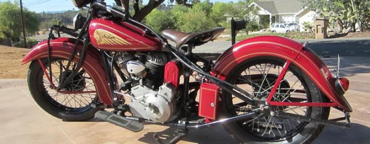 Steve Mcqueen's motorcycles