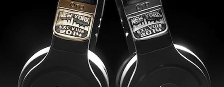 Check out the $25,000 Diamond encrusted headphones gifted to all the Super Bowl players