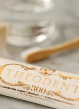 Theodent 300 – Revolution in Luxury Oral Care