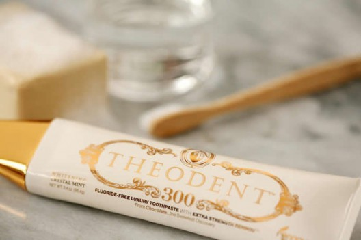 At $100 a tube, Theodent 300 is the most expensive toothpaste in the world