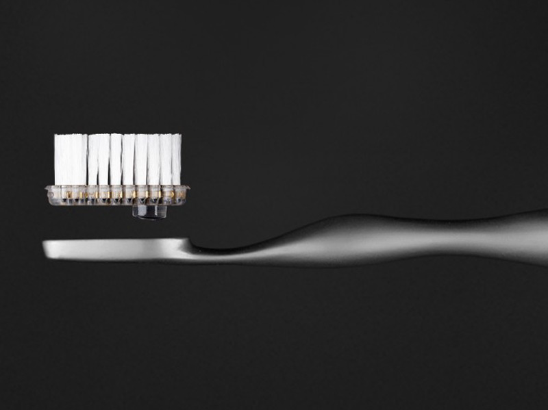 The world's most expensive toothbrush is made from titanium and costs $4,375