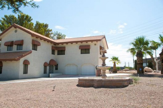 1970s Las Vegas House Built 26 Feet Underground in Case of Nuclear Blast Listed For Sale