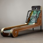 Vintage Arcade Skeeball Game by Restoration Hardware