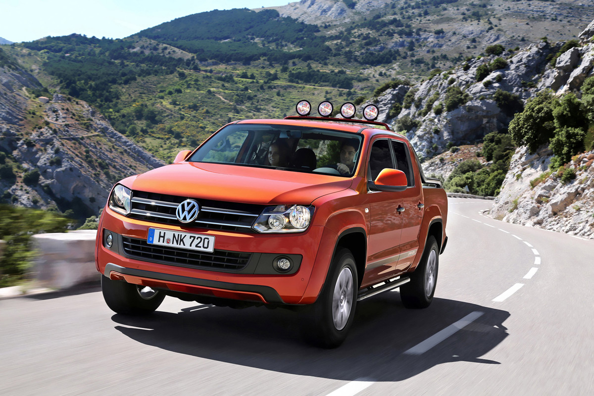 volkswagen amarok canyon edition extravaganzi. Black Bedroom Furniture Sets. Home Design Ideas