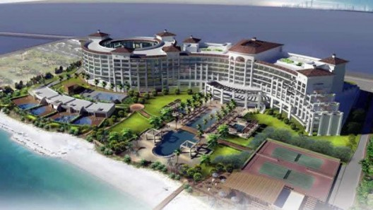 Waldorf Astoria checks in at Dubai's iconic Palm Jumeirah