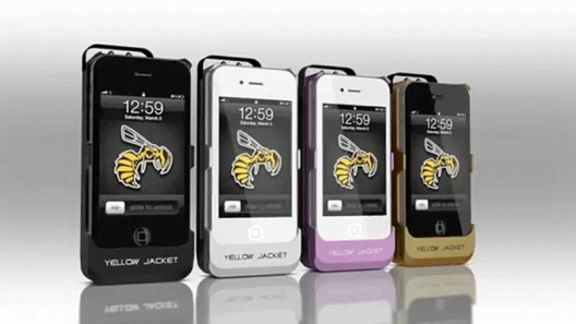 Smartphone Stun Gun Case by Yellow Jacket