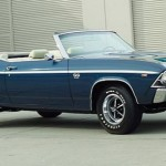 1969 Chevrolet Chevelle SS Convertible At Auctions America