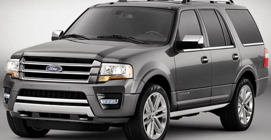 Ford has now announced its renewed Ford Expedition model for 2015