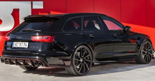 Audi ABT Sportsline RS6-R Avant With 730Hp At Geneva Motor Show