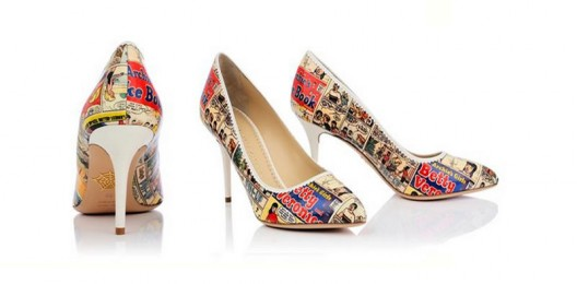 Charlotte Olympia Archie's Girls Capsule Collection For your Valentine