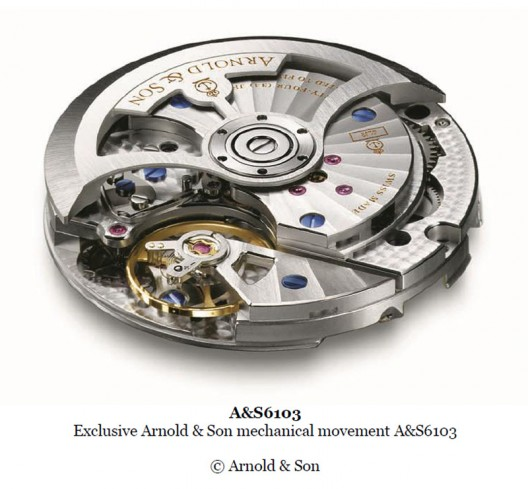 Arnold & Son pays a special tribute to one of the nation's most valued institutions - the National Museum of the Royal Navy