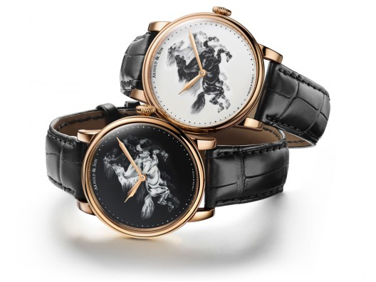 Arnold & Son greets the Chinese New Year with an exquisitely crafted limited edition set