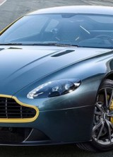 Two Special Editions From Aston Martin