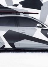 Audi A4 Avant Quattro Jon Ollson Camo Edition