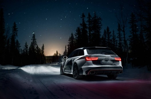 Audi and professional skier Jon Ollson have create for the Swedish market a new limited edition