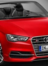 New Audi S3 Cabrio For Geneva Motor Show