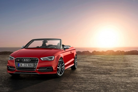 New Audi S3 Cabrio For Geneva Motor Show
