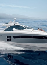 Azimut Yachts' 6 Models at the 2014 Kuwait Yacht Show