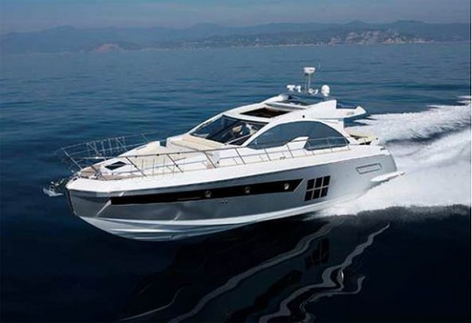 In Kuwait another important Boat Show for Azimut Yachts.       On display 6 yachts that represent the Italian shipyard at the best