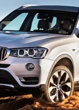 Renewed BMW X3 For 2014