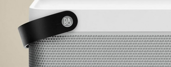 The B&O PLAY Beolit 12 speaker system is designed for use with your iPhone 4S, iPhone 4, iPod touch and other audio devices