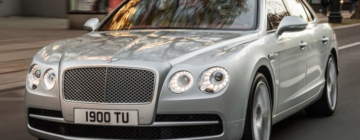 2014 Continental GT is the fastest Bentley ever