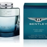 Bentley For Men Azure Collection