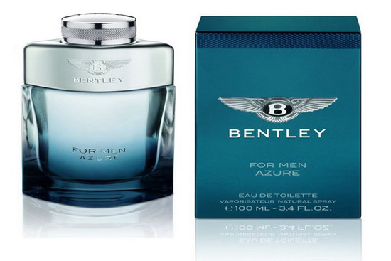 New Car Smell: Bentley Motors Releases Azure Men's Cologne